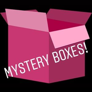 Mystery boxes available 🎁